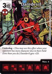 Daredevil - Master Acrobat (Die & Card Combo)