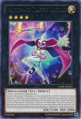 Performage Trapeze Magician - CORE-EN053 - Rare - Unlimited Edition