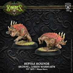Reptile Hound Lesser Warbeasts (2)