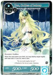 Hera, Goddess of Jealousy - TTW-039 - R - 1st Edition
