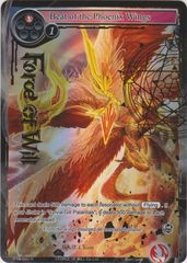 Beat of the Phoenix Wings - TTW-020 - R - 1st Edition - Full Art