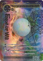 Change the World, Orb of Illusion - TTW-096 - R - 1st Edition - Full Art