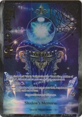 Shadow's Memoria - TTW-104 - R - 1st Edition - Full Art