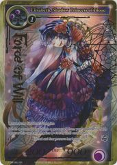 Elisabeth, Shadow Princess of Blood - TTW-083 - SR - 1st Edition - Full Art