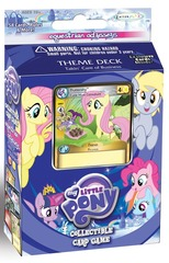 My Little Pony CCG: Equestrian Odysseys Takin Care of Business Theme Deck