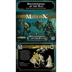 Malifaux: Brotherhood of the Rat - Story Encounter and Adventure Box