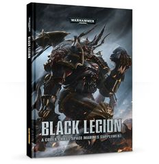Codex: Chaos Space Marines - Black Legion (Limited Edition)