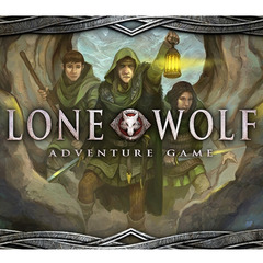 THE LONE WOLF ADVENTURE GAME: ADVENTURES OF THE KAI VOLUME 1