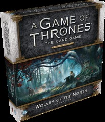 A Game of Thrones: The Card Game (2nd Edition) - D-1: Wolves of the North
