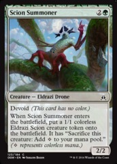Scion Summoner - Foil