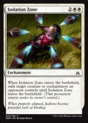 Isolation Zone - Foil