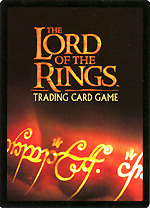 Ents of Fangorn Lord of the Rings Cards Complete Set