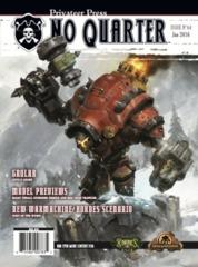 No Quarter Magazine Issue #64