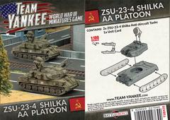 TSBX05: ZSU 23-4 Shilka AA Tank