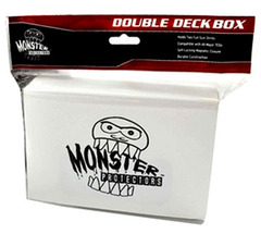 Monster Double Deck Box - White