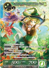 Fiethsing, the Magus of Holy Wind - PR2015-029 - PR