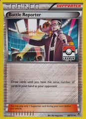 Battle Reporter - 88/111 - Pokemon League Promo