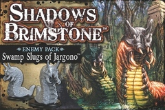 Shadows of Brimstone: Swamp Slugs of Jargono'
