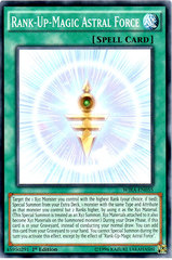 Rank-Up-Magic Astral Force - WIRA-EN055 - Common - 1st Edition