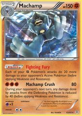 Machamp - 42/83 - Holo Rare