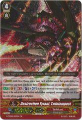 Destruction Tyrant, Twintempest - G-TCB01/002EN - GR on Channel Fireball
