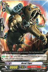 Accel Tiger - G-TCB01/054EN - C on Channel Fireball