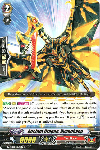 Ancient Dragon, Hypnohang - G-TCB01/055EN - C