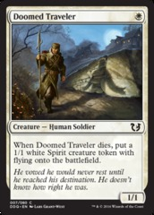 Doomed Traveler on Channel Fireball