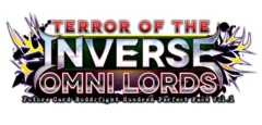 H Perfect Pack 1: Terror of the Inverse Omni Lords Booster Pack