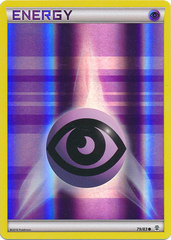 Psychic Energy - 79/83 - Common - Reverse Holo