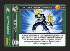 Saiyan Extreme Training - Foil