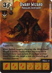 Dwarf Wizard - Paragon Zhentarim (Die & Card Combo)