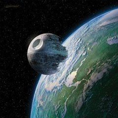 FFG Star Wars: X-Wing - Death Star II Playmat