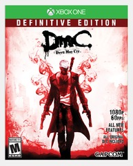 DMC - Devil May Cry Definitive Edition