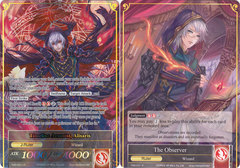 The Observer // Timeline Arsonist, Alisaris - TMS-031 // TMS-031J - R -  Full Art