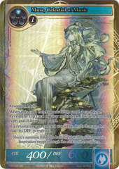 Muse, Celestial of Music - TMS-040 - SR - Full Art