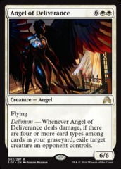 Angel of Deliverance - Foil on Channel Fireball