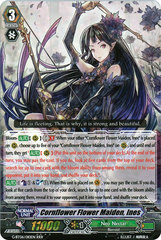 Cornflower Flower Maiden, Ines - G-BT06/010EN - RRR on Channel Fireball