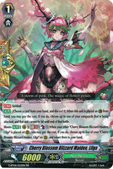 Cherry Blossom Blizzard Maiden, Lilga - G-BT06/022EN - RR on Channel Fireball