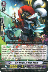 Cat Knight in High Boots - G-BT06/036EN - R on Channel Fireball