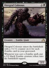 Diregraf Colossus - Foil
