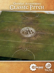 Guild Ball Playmat: Classic Pitch