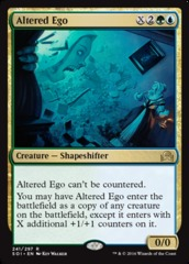 Altered Ego - Foil