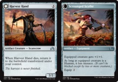 Harvest Hand // Scrounged Scythe