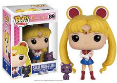 #89 - Sailor Moon & Luna (Sailor Moon)