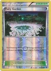 Fairy Garden - 100/124 - Uncommon - Reverse Holo