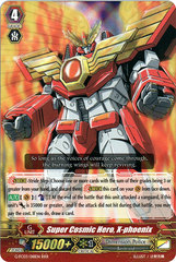 Super Cosmic Hero, X-phoenix - G-FC03/018 - RRR