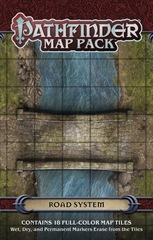 Pathfinder Map Pack - Road System