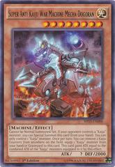 Super Anti-Kaiju War Machine Mecha-Dogoran - SHVI-EN088 - Rare - 1st Edition