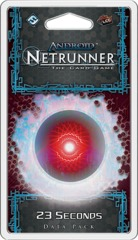 Android: Netrunner Data Pack - 23 Seconds